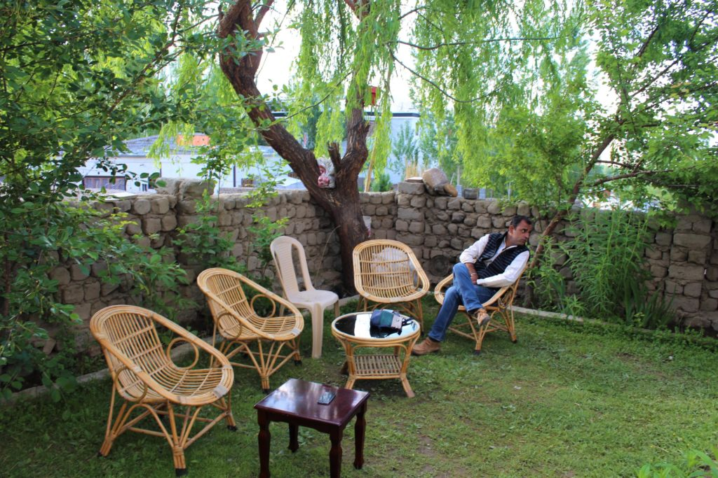 Tukchu Homestay in Leh Garden Area