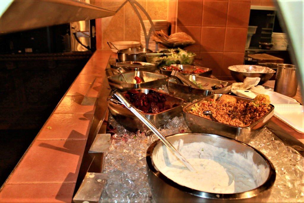 Yummy Food at East India Company