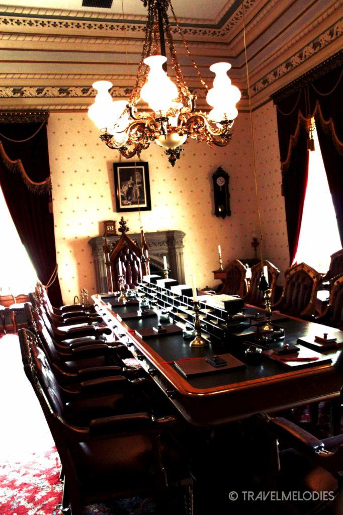 Council Chamber Parliament Hill