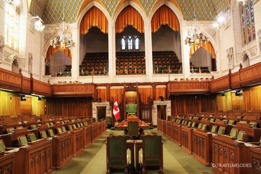 House of Commons Parliament Hill