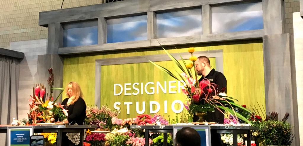 a detailed family guide to the Philadelphia flower show designer studio