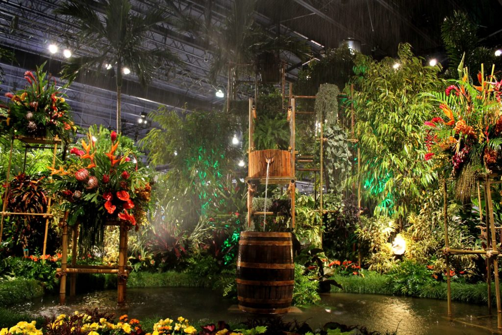 a detailed family guide to the Philadelphia flower show