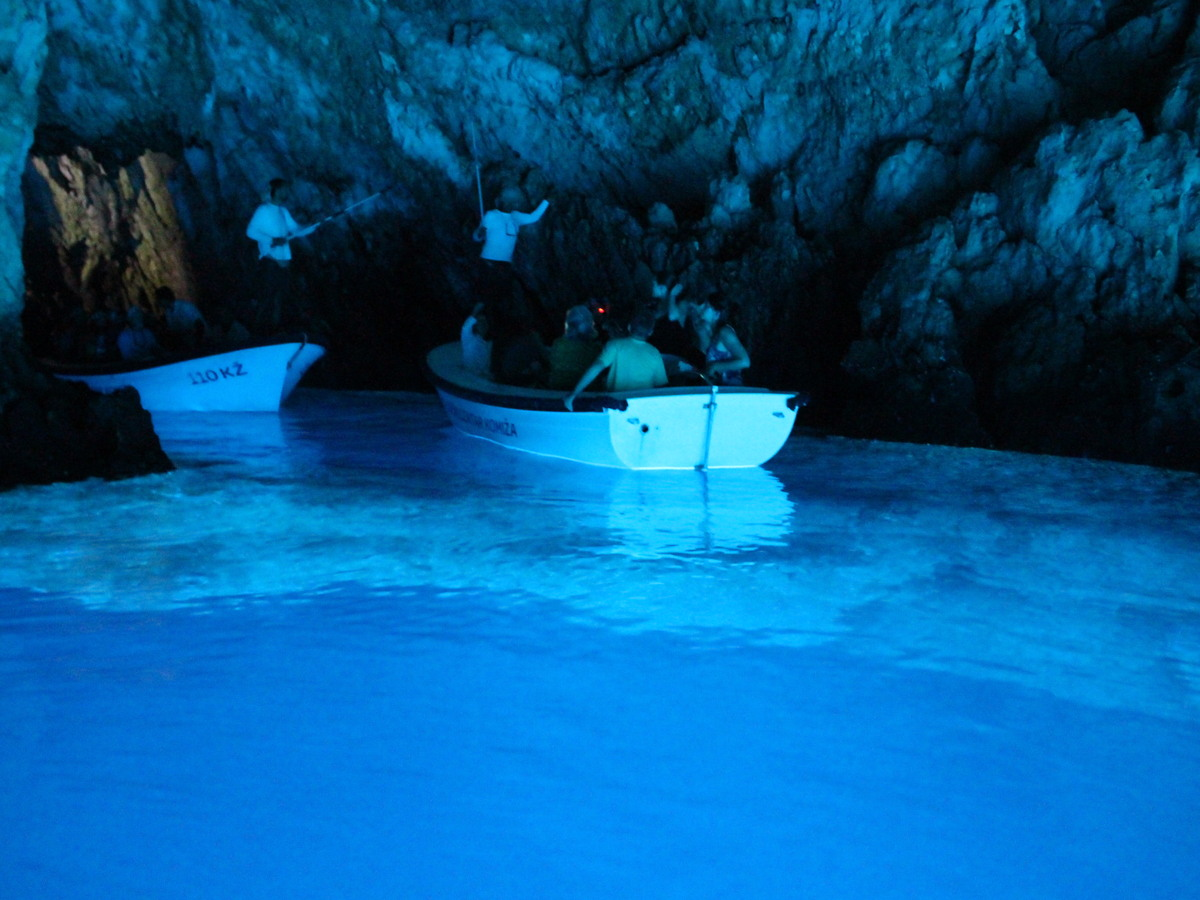 Blue Cave in Croatia – All You Need to Know