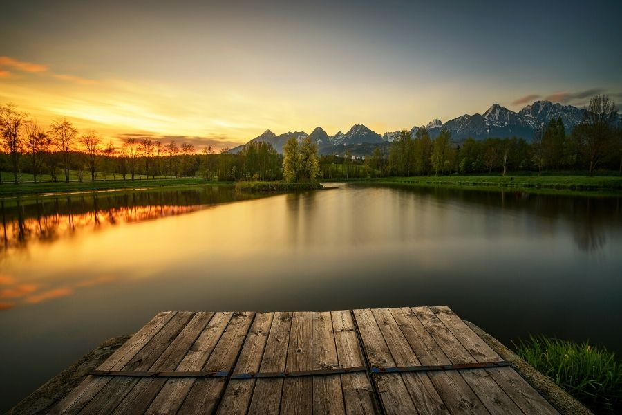 European Road Trips Braitsalava to High Tatras Slovakia
