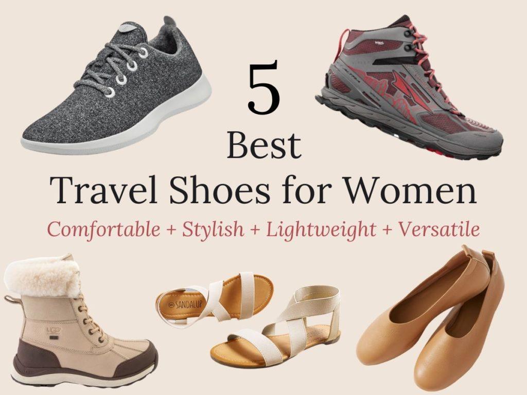 Women - Comfortable, Stylish