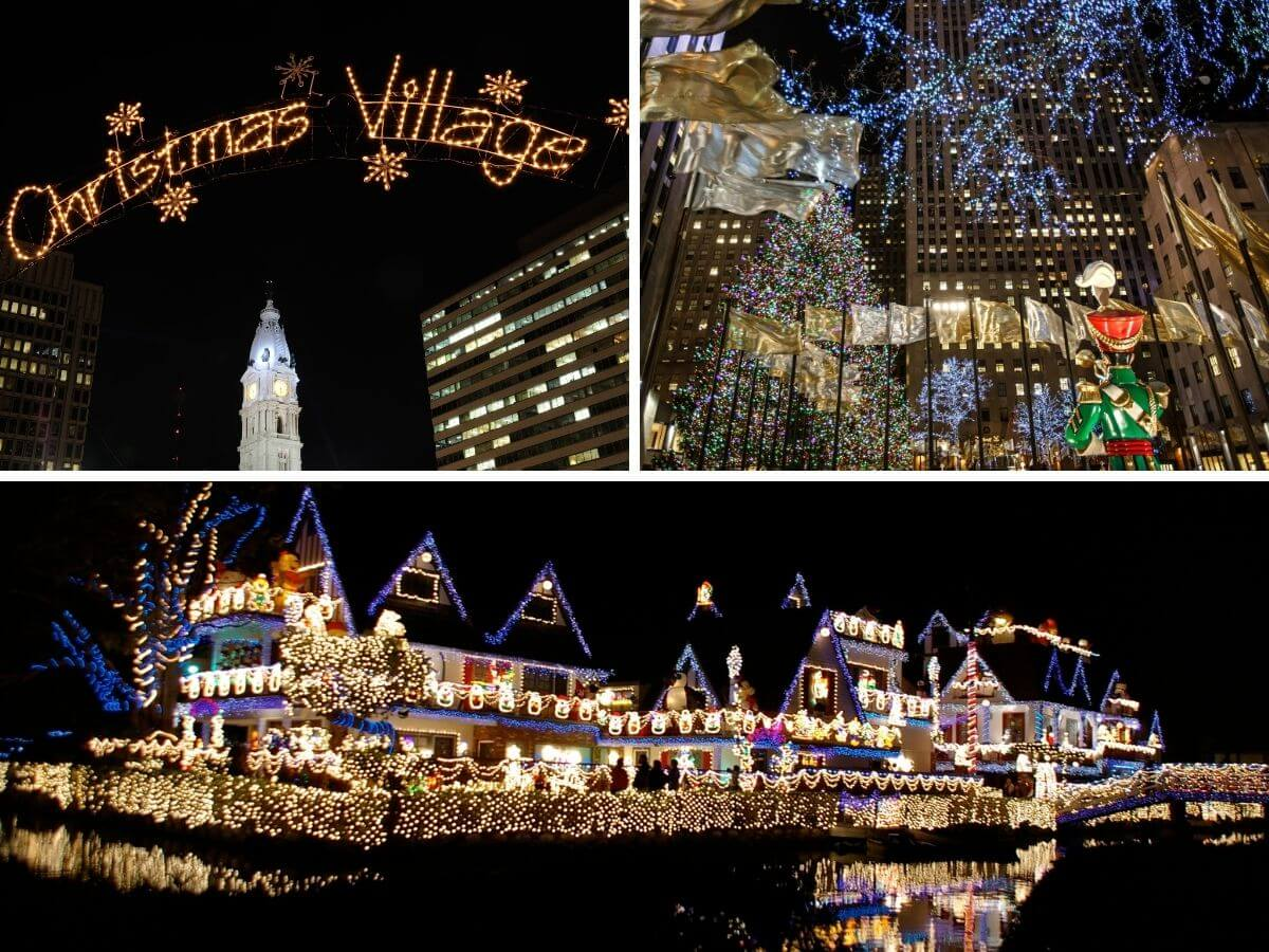 The Most Magical Christmas Towns in the USA   Travel Melodies
