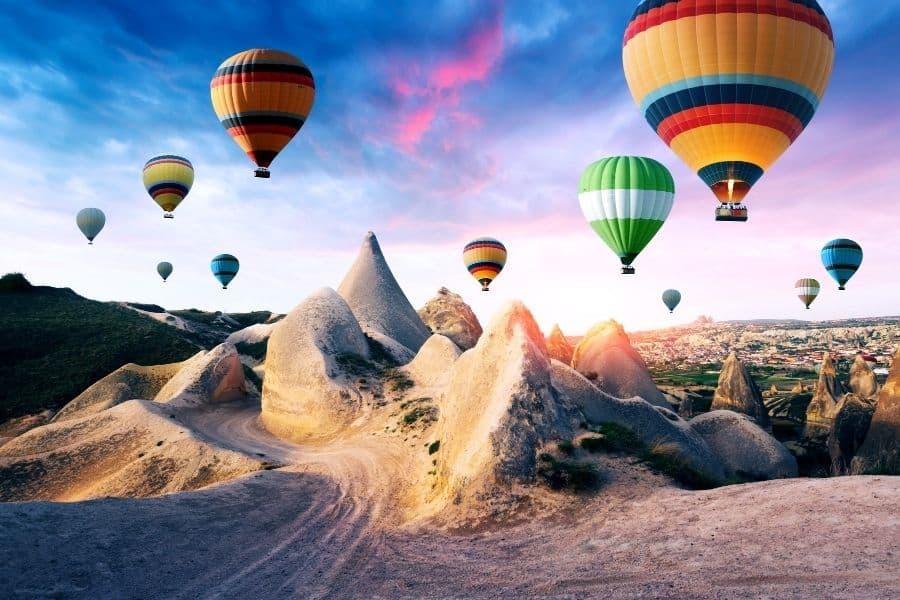 goreme national park cappadocia turkey best national parks in the world