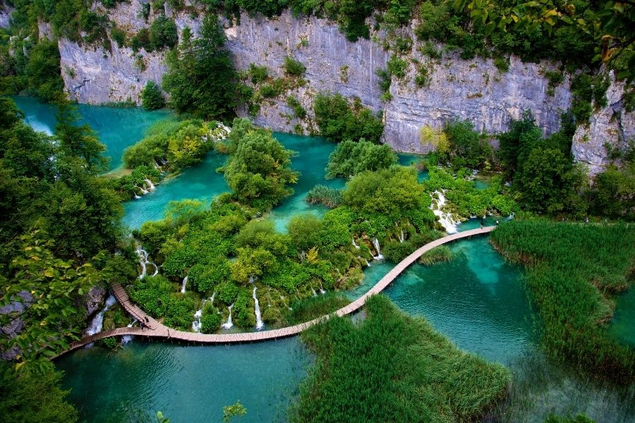 plitvice lakes national park croatia best national parks in europe