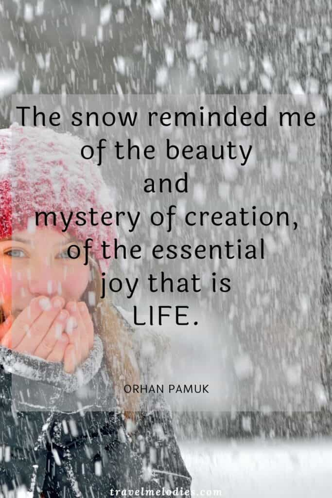 Best Winter Quotes And Captions For Winter Lovers Travel Melodies And perhaps it says, go to sleep, darlings. best winter quotes and captions for